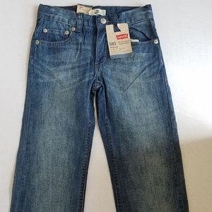 Levi's 505 Blue Jeans Size 6